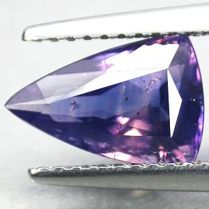 2.01 CT.VVS Untreated Natural Trillion 7*10 mm. Multi Color Pink Blue Sapphire