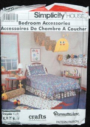 Simplicity 9893 Bedroom Accessories