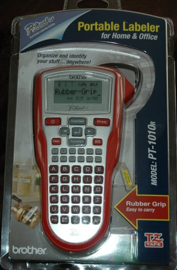 Brother Portable P-Touch Labeler