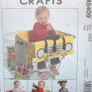 MCCALLS M5409 CRAFT PATTERN SHOPPING CART LINERS