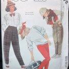 MCCALLS  2078 Girls' Pants Size 14