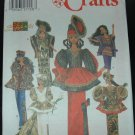 "Simplicity 7959 11 1/2""  Doll Costume Patterns"