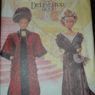 "Butterick 6618 11 1/2""  Doll Costume Patterns"