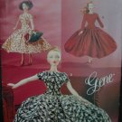 "Vogue 705 11 1/2"" Doll Dress Pattern"