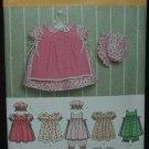 SIMPLICITY 4709 BABIES' DRESSES