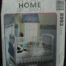 MCCALLS 8993 HOME DECORATING  PATTERN