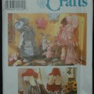 """Simplicity 8387 Craft 25"""" DOLLS  AND CLOTHES"""