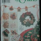 SIMPLICITY 9768 CHRISTMAS DECORATIONS