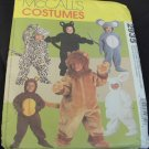 MCCALLS  2935 TODDLERS' ANIMAL COSTUMES