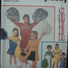 SIMPLICITY 8701 CHILDS' COSTUME  -  CHEERLEADER