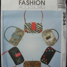 MCCALLS 2934  FASHION ACCESSORIES - HANDBAGS