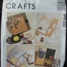 MCCALLS 9620 CRAFT PATTERN- MEMORY ALBUMS