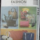MCCALLS 3136  FASHION ACCESSORIES - HANDBAGS