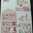 BUTTERICK  4521 CRAFT PATTERN - SEWING ROOM ACCESSORIES
