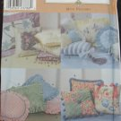 SIMPLICITY 9121 CRAFT PATTERN - PILLOWS