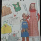 Simplicity 7048 CHILDRENS'S APRONS