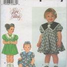 SIMPLICITY 7836  BABIES' DRESS AND PANTIES