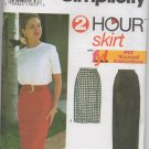 SIMPLICITY 9084 MISSES' SKIRT IN TWO LENGTHS