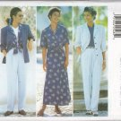BUTTERICK 5008 MISSES' MISSES' PETITE  JACKET, SHIRT, SKIRT, & PANTS