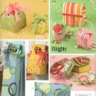 SIMPLICITY 4320 FABRIC GIFT BOXES