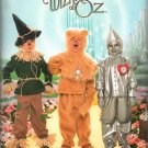SIMPLICITY 4133 SEWING PATTERN FOR CHILD.S COSTUME -THE WIZARD OF OZ  SZ 3-8