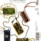 MCCALLS M5946  FASHION ACCESSORIES - CELL PHONE, MP3 PLAYER AND PERSONAL PLANNER CASES