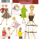 "Simplicity 5785 Fashion doll Clothes for 11 1/2"" doll"