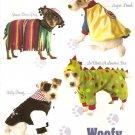SIMPLICITY 3667 PET COSTUMES