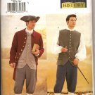 BUTTERICK 3072 MENS COSTUMES- HISTORICAL Costume  SZ 32,34,36