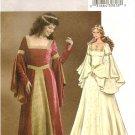 BUTTERICK B4571 MISSES COSTUMES- Renaissance Costume Festival SZ 6-12