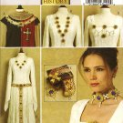 BUTTERICK B5508 CRAFT HISTORICAL JEWELRY: