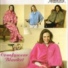 BUTTERICK B5536 MISSES' PATTERN FOR LOUNGE WRAPS