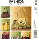 MCCALLS M4936  FASHION ACCESSORIES - HANDBAGS
