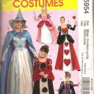 MCCALLS M5954 - SEWING PATTERN FOR CHILDREN'S AND GIRLS' STORYBOOK COSTUMES