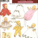 "Simplicity 5215 Craft Pattern for 12"" to 22"" Doll Clothes."