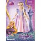 Simplicity 0415 Toddler Costume for Disney's TANGLED Princess's size 3-8