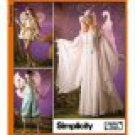 SIMPLICITY 3675 MISSES COSTUME- 3 DIFFERENT FAIRIES