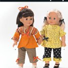 "SIMPLICITY 2086 18"" Doll Clothes"