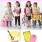SIMPLICITY 2295 Child's Aprons & Accessories