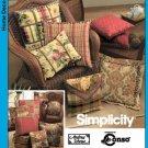 SIMPLICITY 5685 Home Decorating - PILLOWS