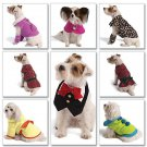 MCCALLS M5998  SEWING PATTERN FOR PET CLOTHES