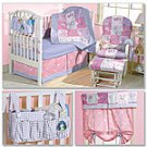 MCCALLS M4855 CRAFT PATTERN - BABY ROOM ESSENTIALS