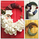 MCCALLS M5205 SEWING FOR PATTERN  SEASONAL DECORATIONS