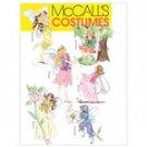 MCCALLS M5732 COSTUME PATTERN  - MISSES- FAIRY SZ 8-10/20-22