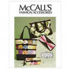 McCalls M5897 SEWING PATTERN FOR TOTES AND BAGS