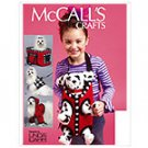 MCCALLS M6621 CLOTH DOG ACCESSORIES