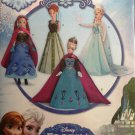 "Simplicity 1234 Disney Frozen Fashion doll Clothes for 11 1/2"" doll"