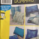 SIMPLICITY 9873 Home Decorating - PILLOWS