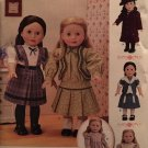 "SIMPLICITY J0672 18"" Doll Clothes"