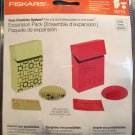 Fiskars Treatbox Design Plate Expansion Pack, 102170-1001, Large, 2-Pack
